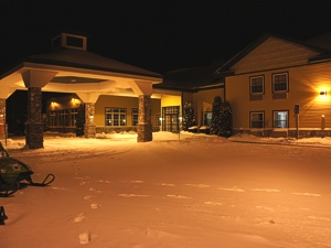 Paradise Michigan Snowmobile Freindly Hotel